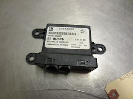 GRU524 Driver Park Assist Module 2012 GMC Acadia 3.6 22743052 - $35.00