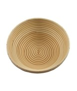 Adore Amore - 10 inch Round Banneton Bread Proofing Basket Removable Lin... - $12.38