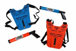 Stream Machine Water Tag Set with Two Stream Machines & Two Vests - $28.66