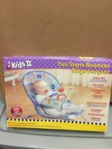 Kids II Fun Starts Bouncer Learn Through Play Birth to 25 lbs - $59.39