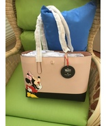 NWT/KATE SPADE/DISNEY/MINNIE MOUSE/LARGE TOTE/BLUSH BLACK - $450.00