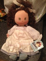 Vintage 1986 My Special Cicely Cloth Doll by Applause Rare & Retired New... - $27.99