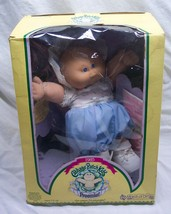 "Cabbage Patch Kids Preemie Baby Girl Joyleen 14"" Plush Stuffed Doll W/ Box 1985 - $99.00"