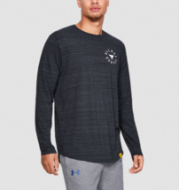 Under Armour Mens UA Project Rock All Day Hustle Long Sleeve Shirt 13309... - $32.25