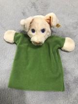 "Steiff Vintage Hand Puppet Pig Plush 10"" - $94.04"