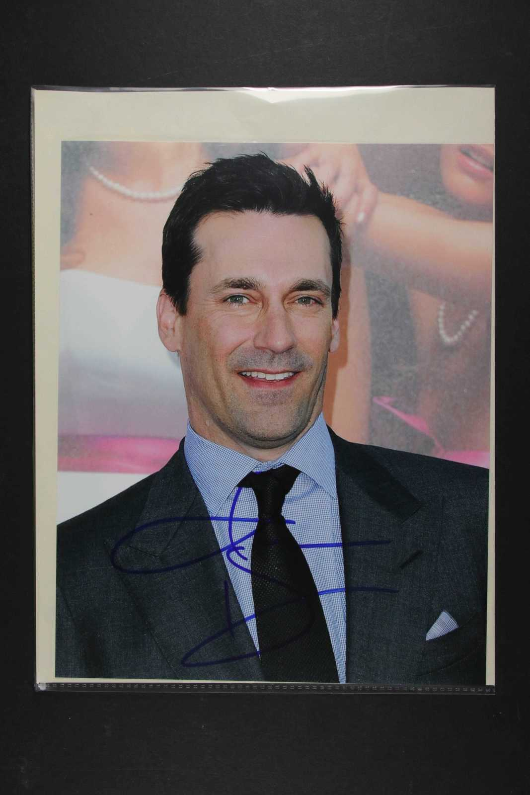 Primary image for Jon Hamm Signed Autographed Glossy 8x10 Photo