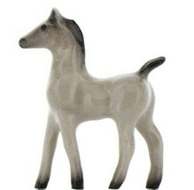 Hagen Renaker Miniature Horse Tiny Gray Colt Ceramic Figurine
