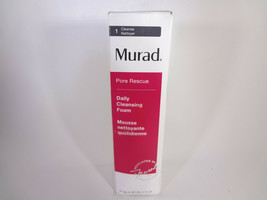 Murad Pore Rescue Daily Cleansing Foam 150 ml / 5.1oz *READ* {HB-M} - $24.31