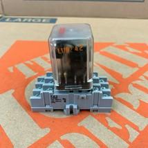 Potter & Brumfield KU-5591-1 Relay 240V 5 Amp 1/10 Hp - $22.43