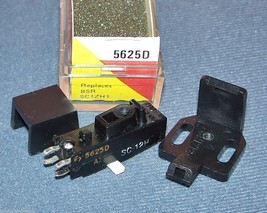 PHONOGRAPH RECORD CARTRIDGE EV 5625D for BSR SC12M1 SC12H1 BSR ST21 NEEDLE image 2