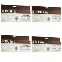 Lot of 4 Keurig Short Handle Water Filters Starter Kits Brand New in Box - $19.59