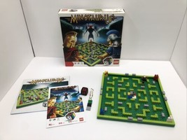 Lego Minotaurus Board Game Retired Complete 3841 Very Nice - $11.87