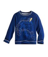 "Disney Store Girls Tinker Bell ""Faith Trust & Pixie Dust"" Sweatshirt, Size 2 - $24.00"