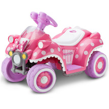 Disney Disney 6V Battery Toy Ride-On - Quad by KidTrax - Minnie Mouse - $110.80