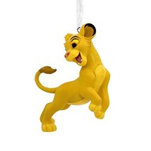Hallmark Christmas Ornaments, Disney The Lion King Simba Ornament - $21.51