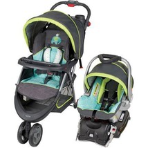 Baby Trend EZ Ride 5 Travel System Infant Stroller And Car Padded Seat & Strap - $143.24