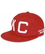 NLBM Negro League Heritage Cotton Cap Kansas City Monarchs - $26.00