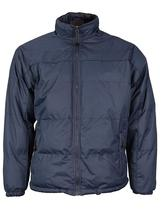 Men's Heavyweight Insulated Lined Jacket with Removable Hood BIGBEAR image 10