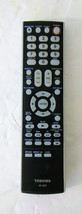 Toshiba DC-SB2 TV Remote for 076D0MG010, DCSB2 *(see complete list below) - $14.99