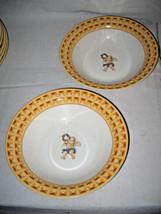 Fitz & Floyd CHERUBS cereal bowls   2-pcs - $9.50