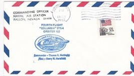 FOURTH FLIGHT COLUMBIA STS-4 ORBITER 102 RENO NEVADA JUNE 29 1982 - $1.78