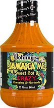 Johnny's Sweet Hot & Crazy Dressing, 32 Ounce (3 Pack) - $46.46