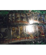 1999 Collector's Edge Fury Gold Ingot lot of 130 in toploaders - $32.40
