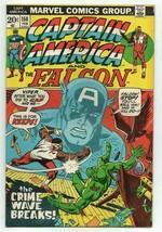 Captain America #158 Falcon Bronze Age (1973) Marvel Comic! - $9.19