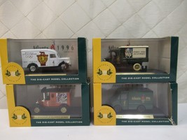 Lledo Atlanta Games 1996 Olympics Diecast Cars Lot of 4 Paris Rome Stock... - $19.24