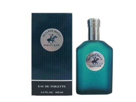Beverly Hills Polo Club For Men 3.4 Oz Eau De Toilette Splash *Vintage* Nib - $19.95