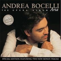 ARIA - The Opera Album by Andrea Bocelli