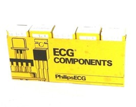 LOT OF 5 NIB PHILIPS ECG ECG3046 ISOLATOR CONNECTOR 3V 40MA PHOTO-SCR