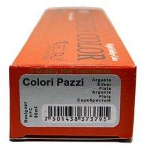 Tec Italy Designer Color, Colori Pazzi Silver / Plata Haircolor 3 oz - $9.01