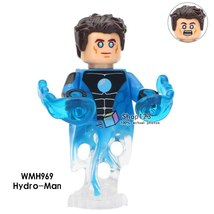 Single Sale Hydro-Man Morris Bench Marvel Spider-man Far From Home Minifigures - $3.95