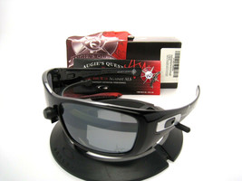 Oakley Soleil Édition Limitée Augie's Recherche Hijinx Plshd Noir W / Po... - $452.25