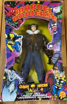 """Marvel Universe Comics Civilian Heroes Logan Wolverine 10"""" Poseable Figurine NIB - $38.61"""