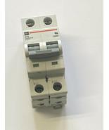 Cutler-Hammer D16 WMS2D16 Circuit Breaker  16A 415V 2P  - $9.03