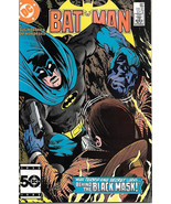 Batman Comic Book #387 Black Mask, DC Comics 1985 NEAR MINT NEW UNREAD - $57.97