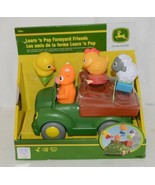 John Deere LP53371 Learn N Pop Farmyard Friends 12 Months - $32.99