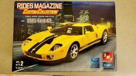 2005 Ford Gt Custom Collection AMT/ERTL 1:25 Scale Sealed Plastic Model Kit - $24.70