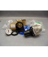 SMC AR40-N04BG-Z AR40-N04-Z Regulator w/Brackets AR409-270AS 150 PSI Gauge - $130.16