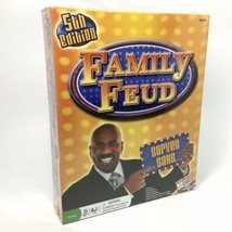 NEW Family Feud 5th Edition Board Game - Endless Games Family Night -Sur... - $12.30