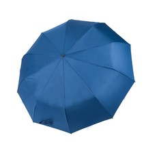 "Rainscape Windproof Portable Folding Umbrella with 10 Ribs (Navy) 43"" - $24.54"
