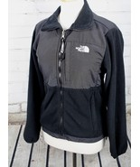 THE NORTH FACE Denali Full Zip Fleece Jacket Women's M Black - $67.32