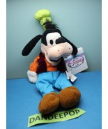 """Walt Disney Store And Parks Mini Bean Bag Goofy Of Mickey Mouse 10"""" - $9.89"""