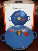 LE CREUSET BEAUTY AND THE BEAST SOUP POT LIMITED EDITION - $395.01