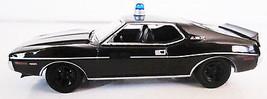 1:64 Greenlight Black Bandit 1971 AMC Javelin - $12.00