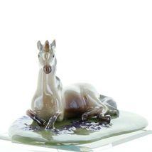 Hagen Renaker Unicorn Lying Ceramic Figurine image 7