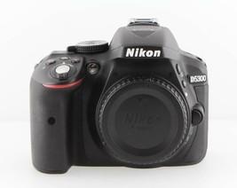 Nikon D D5300 24.2MP DSLR Digital Camera 18-55mm AF-S VR2 Lens Set image 1