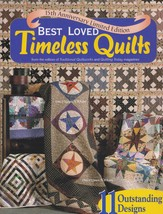 Best Loved Timeless Classic Quilts, Chitra Quilting Sewing Pattern Bookl... - $3.95